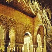 Photo taken at La Alhambra y el Generalife by Flytrybe on 6/26/2013