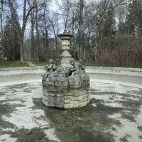 Photo taken at Andělská fontána by Jaroslav P. on 3/5/2016