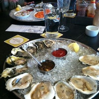 Photo taken at Island Creek Oyster Bar by Ben A. on 11/4/2012