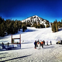 Photo taken at Mammoth Mountain Ski Resort by Christopher E. on 3/16/2013