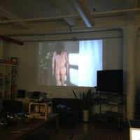 Photo taken at GroupMe HQ by Pat N. on 12/19/2012