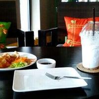 Photo taken at KAFE KAFE Coffee by BoMiiez I. on 8/9/2014
