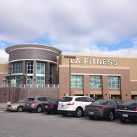 Photo taken at LA Fitness by Larry on 1/20/2013