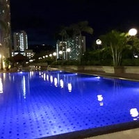 Photo taken at Symphony Park Swimming Pool by Ee Teng O. on 10/3/2016