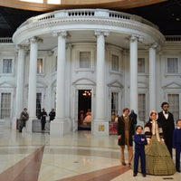 Photo taken at Abraham Lincoln Presidential Museum by Shige on 11/3/2013