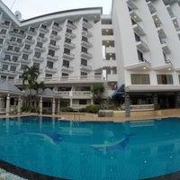 Photo taken at Caesar Palace Hotel Pattaya by Erica H. on 4/22/2016