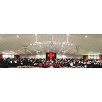 Photo taken at Igreja Adventista do Sétimo Dia - UNASP-EC by Marcel F. on 4/27/2013