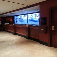 Photo taken at InterContinental Chicago Magnificent Mile by Chuck P. on 1/17/2013