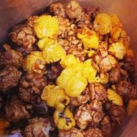 Photo taken at Garrett Popcorn Shops by Cindy C. on 2/8/2013