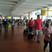 Photo taken at Terminal 2 by Mufti N. on 2/3/2013
