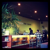 Photo taken at Vape Revolution by Dj Stutter on 12/26/2012