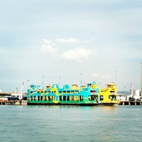 Photo taken at Butterworth Ferry Terminal (Pangkalan Sultan Abdul Halim) by William Lye Wei Wern on 5/20/2013
