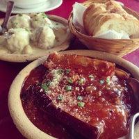 Photo taken at La Cocina Restaurant & Tapas Bar by William Lye Wei Wern on 5/28/2013