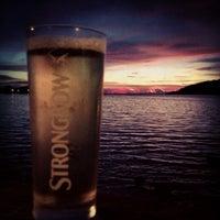 Photo taken at The Shamrock Irish Bar by William Lye Wei Wern on 6/7/2013