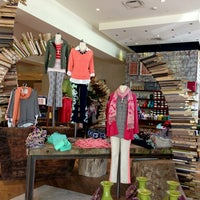 Photo taken at Anthropologie by Hazel L. on 1/25/2013