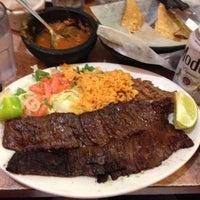 Photo taken at Nuevo Leon Restaurant by Shirley RN on 11/17/2012