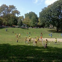 Photo taken at Clark Park by Matt on 9/22/2012
