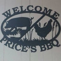 Photo taken at Price's BBQ by Price's BBQ on 7/30/2015