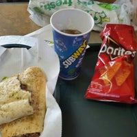 Photo taken at Subway by Jorge M. on 9/3/2015