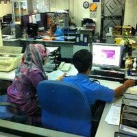 Photo taken at Universiti Teknologi MARA (UiTM) by Mohd Ferdaus on 3/18/2013