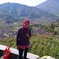 Photo taken at Dieng Plateau by Sari T. on 9/15/2012