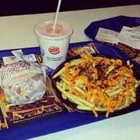 Photo taken at Burger King by Flavio R. on 7/5/2013