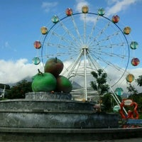 Photo taken at Alun-Alun Kota Wisata Batu by Tiara F. on 1/17/2013