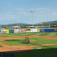 Photo taken at Avista Stadium by TJ N. on 8/5/2015