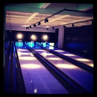 Photo taken at All Star Lanes by Robin K. on 10/13/2012