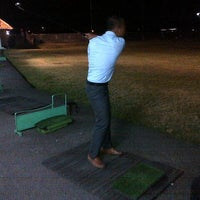 Photo taken at Udayana Golf Driving Range by widzz46 a. on 10/10/2013