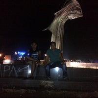 Photo taken at Jakabaring Sport City (JSC) by Ariya R. on 3/12/2015