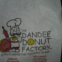 Photo taken at The Dandee Donut Factory by GrandMaw T. on 3/8/2013