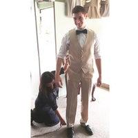 Photo taken at Elly's Formal Wear & Bridal by Terri E. on 7/20/2015