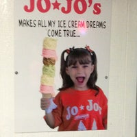 Photo taken at JoJo's Ice Cream by Harry S. on 9/7/2013