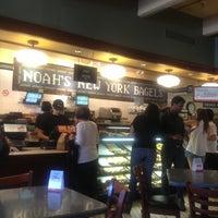 Photo taken at Noah's Bagels by YOKO♡ on 11/24/2012