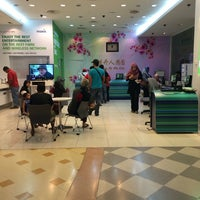Photo taken at Maxis Centre by Mohd Z. on 1/18/2014