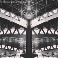 Photo taken at King Khalid International Airport (RUH) by Norah M. on 5/26/2013