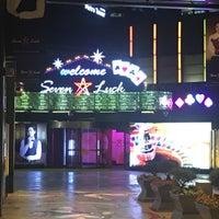 Photo taken at Seven Luck Casino by Yukitaka N. on 7/8/2016
