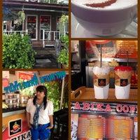 Photo taken at Rabika Coffee (Maptaput) by Rabika C. on 5/22/2014