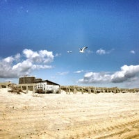 Photo taken at Beach 30th Street by Maria V. on 10/1/2013