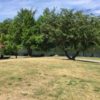 Photo taken at Green Hill Park by Sadi Evren S. on 7/16/2016