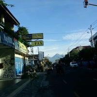 Photo taken at Jalan Taman Siswa by Harbiyani U. on 12/28/2013