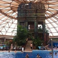 Photo taken at Aquaworld Resort & Spa by Réka P. on 5/3/2013