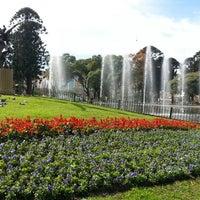 Photo taken at Parque Centenario by David S. on 6/3/2013