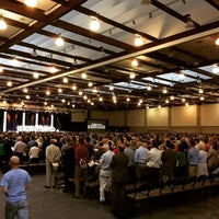 Photo taken at Chattanooga Convention Center by Ed E. on 6/10/2015