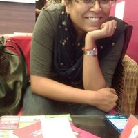 Photo taken at cafe coffee day by Aakanksha M. on 9/30/2015