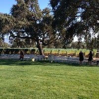 Photo taken at Roblar Winery by Holly S. on 9/13/2014