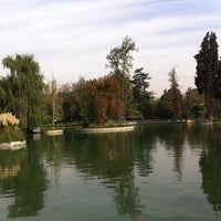 Photo taken at Parque Quinta Normal by Javi S. on 4/25/2013