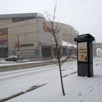 Photo taken at Radisson Hotel Cleveland - Gateway by Christina C. on 2/2/2013
