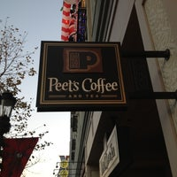 Photo taken at Peet's Coffee & Tea by Michael M. on 11/24/2012